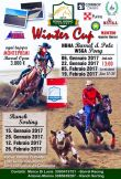 Winter Cup Barrel, Pole Bending e Ranch Sorting